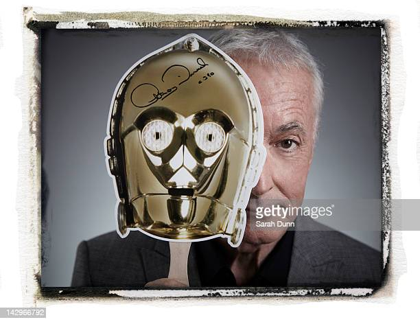 Actor Anthony Daniels is photographed for Empire magazine on August 12 2011 in London England