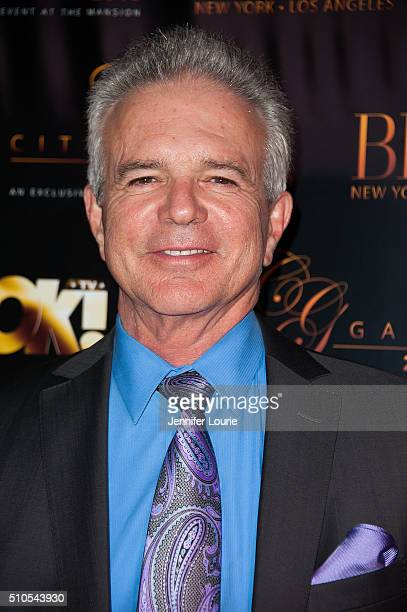 Actor Anthony Denison arrives at the 2016 City Gala Fundraiser at The Playboy Mansion on February 15 2016 in Los Angeles California