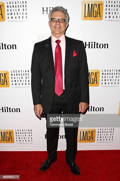 Actor Anthony Denison attends the 2nd annual Location Managers Guild Of America Awards held at Wallis Annenberg Center for the Performing Arts on...