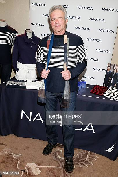 Actor Anthony Denison attends the HBO Luxury Lounge at the Four Seasons Hotel Los Angeles at Beverly Hills on January 9 2016 in Los Angeles California