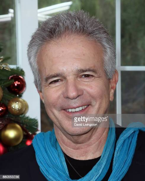 Actor Anthony Denison visits Hallmark's 'Home Family' at Universal Studios Hollywood on November 27 2017 in Universal City California