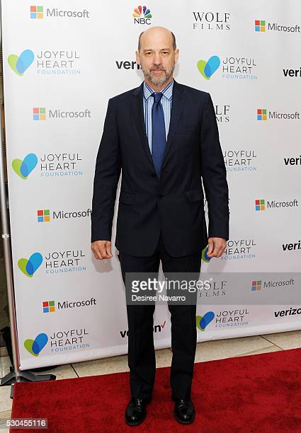 Actor Anthony Edwards attends 2016 Joyful Revolution Gala on May 10 2016 in New York New York