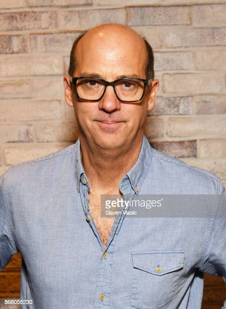 """Actor Anthony Edwards attends """"Marjorie Prime"""" special screening and reception at Anassa Taverna on October 24, 2017 in New York City."""