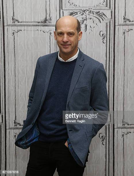 Actor Anthony Edwards attends the Build Series at AOL HQ on November 4 2016 in New York City