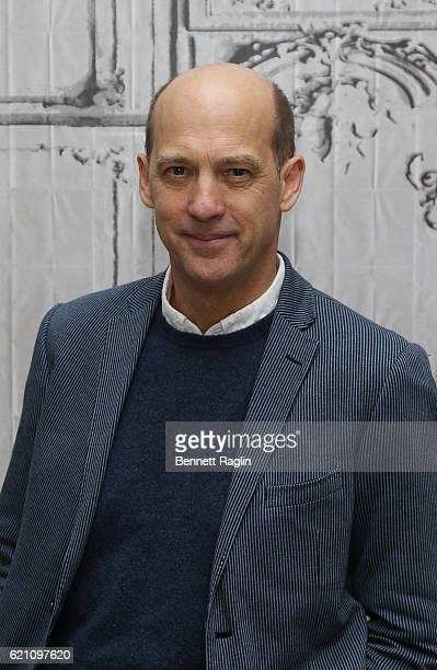 Actor Anthony Edwards attends the Build Series at AOL HQ on November 4, 2016 in New York City.