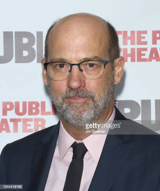 """Actor Anthony Edwards attends the """"Girl From The North Country"""" opening night at The Public Theater on October 1, 2018 in New York City."""