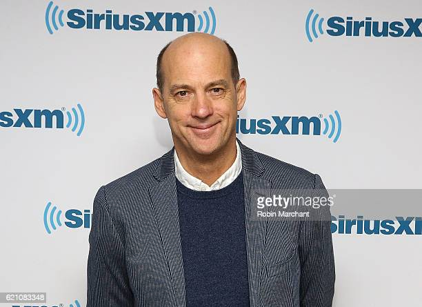 Actor Anthony Edwards visits at SiriusXM Studio on November 4 2016 in New York City