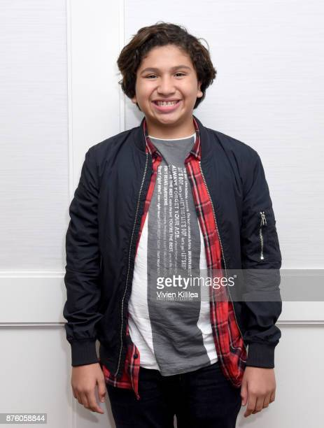 Actor Anthony Gonzalez attends Pixar's 'COCO' screening and interview presented by Screenvision Media at Vulture Festival LA presented by ATT at The...