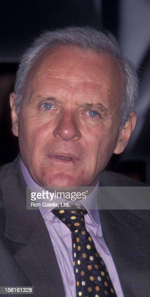 Actor Anthony Hopkins attends Women in Film Awards ...