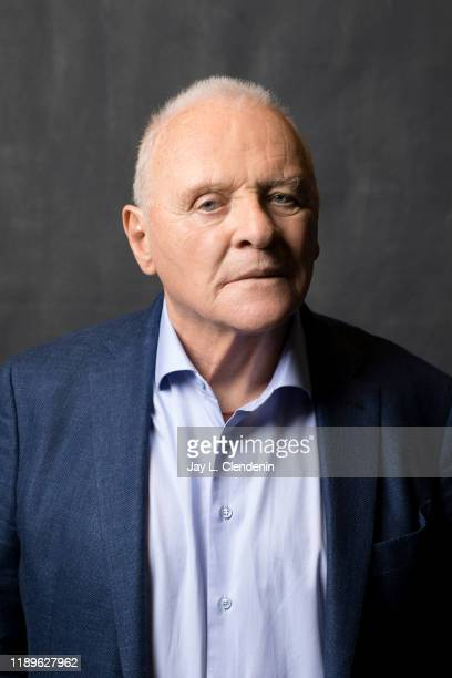 Actor Anthony Hopkins is photographed for Los Angeles Times on November 18 2019 in Los Angeles California PUBLISHED IMAGE CREDIT MUST READ Jay L...