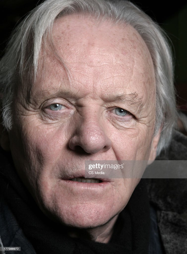 Anthony Hopkins, Portrait shoot, January 17, 2007