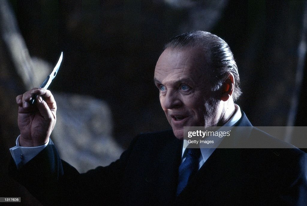 MGM 2001 Movie Previews : News Photo
