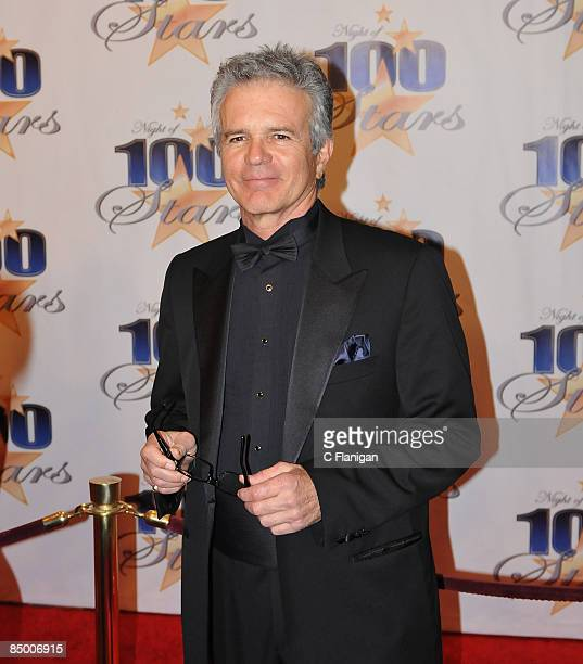 """Actor Anthony John Denison attends The 19th Annual """"Night of 100 Stars"""" Gala at The Beverly Hills Hotel on February 22, 2009 in Beverly Hills,..."""