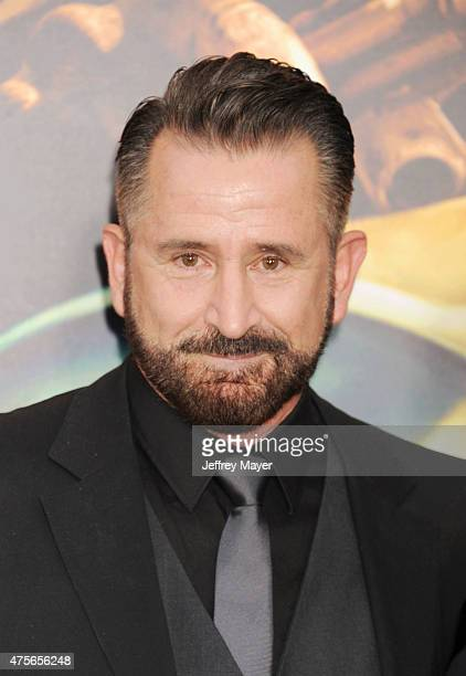 Actor Anthony LaPaglia arrives at the Mad Max Fury Road Los Angeles Premiere at TCL Chinese Theatre IMAX on May 7 2015 in Hollywood California