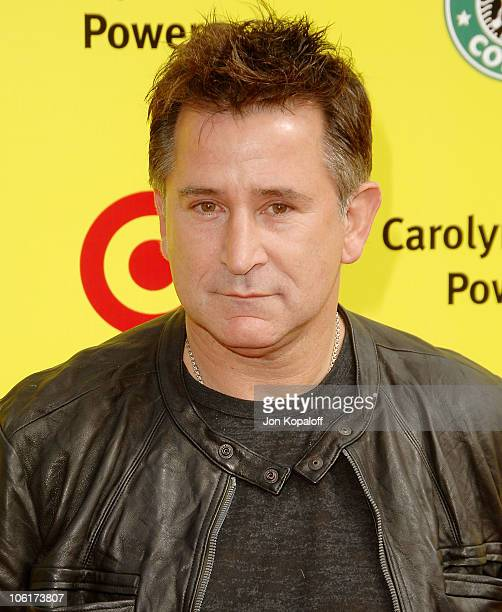 Actor Anthony LaPaglia arrives at the PS Arts 10th Annual Express Yourself Gala at Barker Hanger on November 4 2007 in Santa Monica California