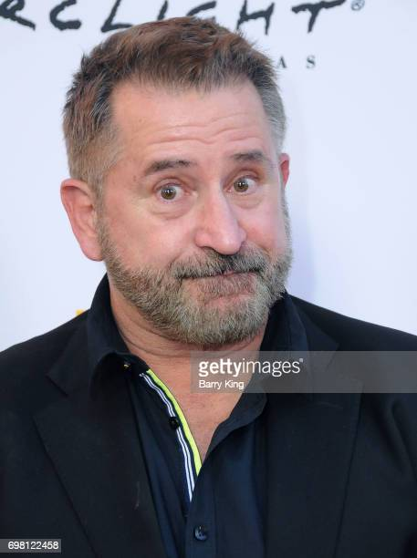 Actor Anthony LaPaglia attends the 2017 Los Angeles Film Festival Premiere of Warner Brothers Pictures' 'Annabelle Creation' at The Theatre at Ace...