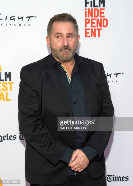 Actor Anthony LaPaglia attends the Red Carpet arrivals at a Special Advance Screening of 'Annabelle Creation' on June 19 2017 in Los Angeles...