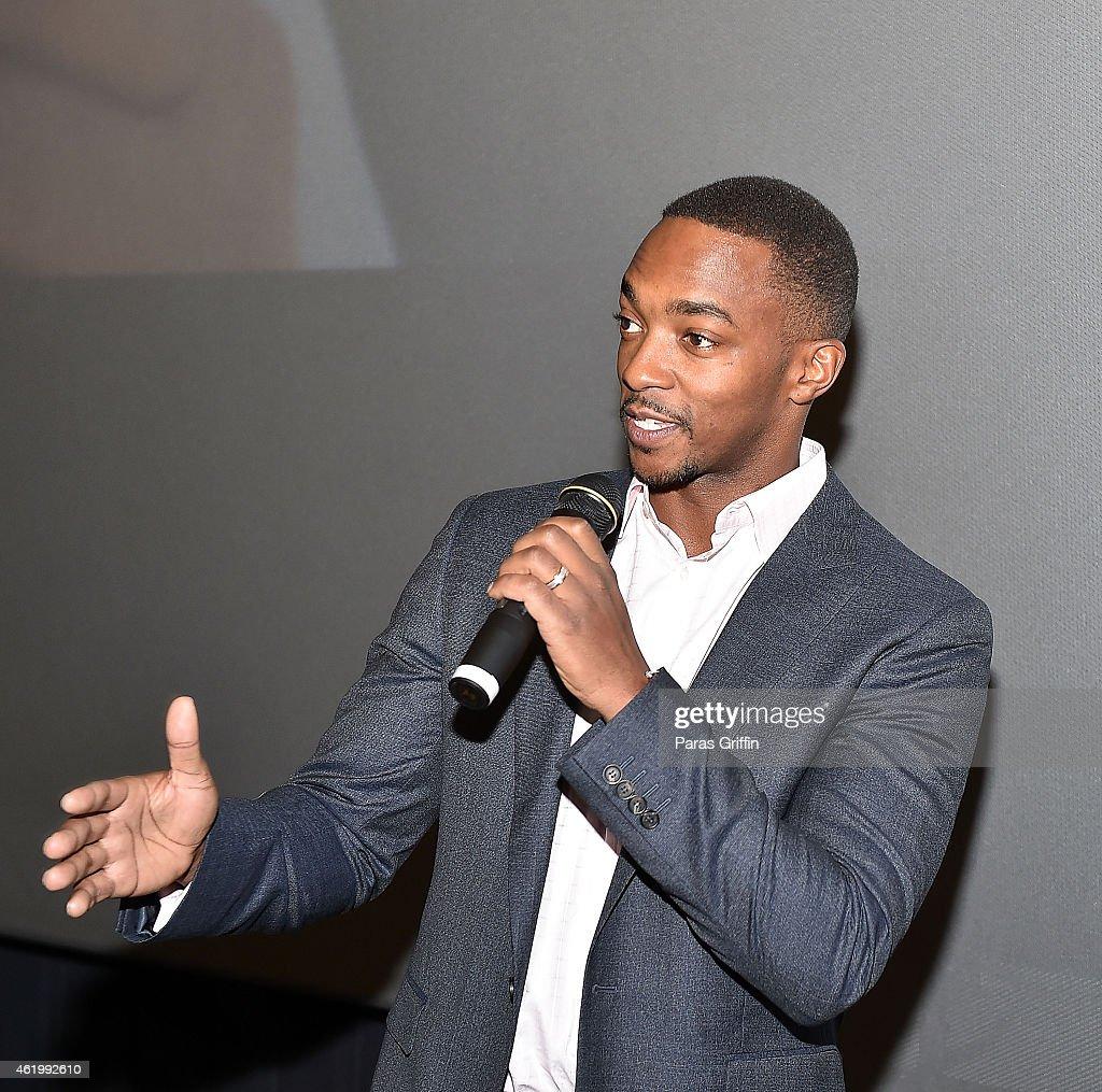'Black Or White' Red Carpet Screening in Atlanta, GA : News Photo