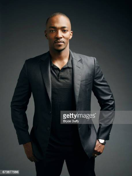 Actor Anthony Mackie photographed for Variety on April 15 in Los Angeles California