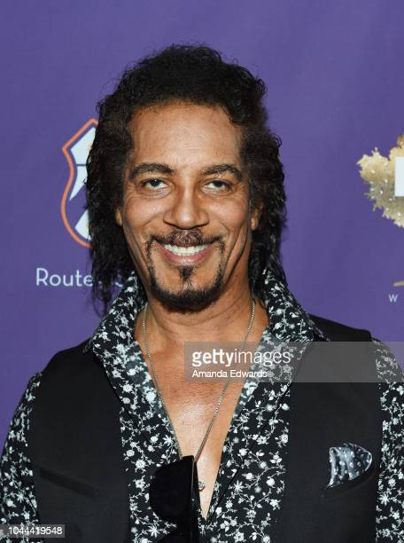 Actor Anthony McKay attends the 1st annniversary fundraiser for the victims of the October 1st 2017 Las Vegas Shooting hosted by Lisa Vanderpump and...