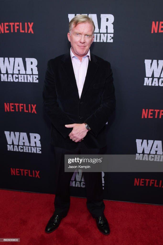 """War Machine"" New York Special Screening : News Photo"