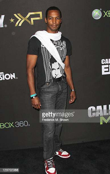 Actor Anthony Montgomery attends the Activision's Ultimate 'Call of Duty XP' Fan Experience at The Stages at Playa Vista on September 3 2011 in Los...