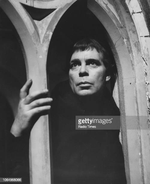 Actor Anthony Newlands in a scene from the BBC Play of the Month 'Romeo and Juliet' March 9th 1967