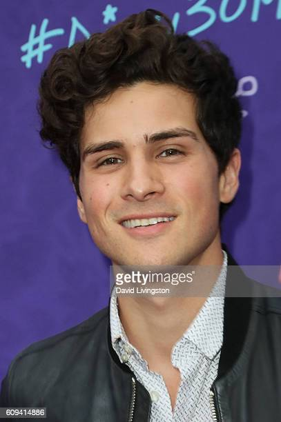 Actor Anthony Padilla arrives at the Premiere of Lionsgate's Dirty 30 at the ArcLight Hollywood on September 20 2016 in Hollywood California