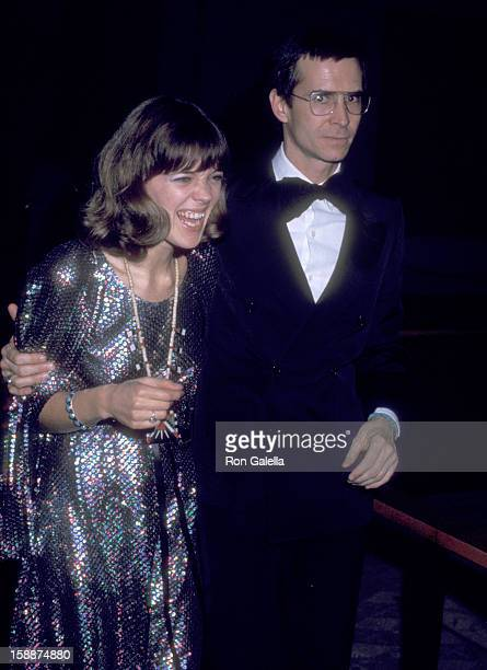 Actor Anthony Perkins wife Berry Berenson attend The Metropolian Museum of Art's Costume Institute Gala Exhibition of 'Romantic and Glamorous...