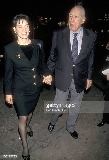 Actor Anthony Quinn and wife Kathy Benvin attend the 'Bravo's Inside the Actors Studio A 50 Year Celebration' New York City Screening on November 18...