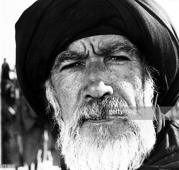 Actor Anthony Quinn stars in a scene from the film The Message a film documenting the birth of Islam May 17 1977 in Morocco Quinn a veteran actor who...