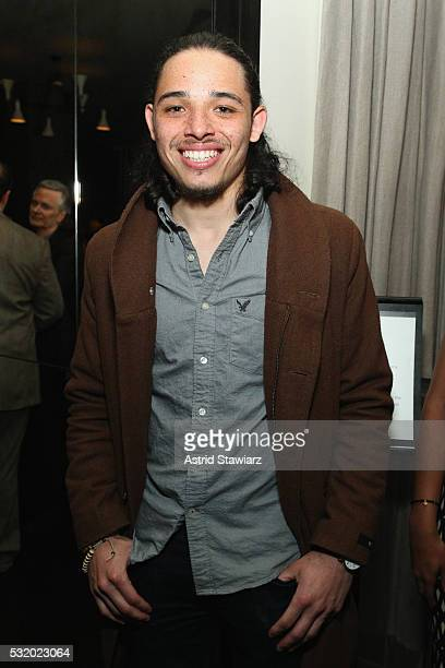 Actor Anthony Ramos attends the 2016 Gersh Upfronts Party at the Gordon Bar at 60 Thompson on May 17 2016 in New York New York