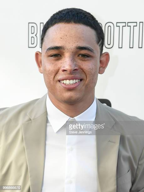 Actor Anthony Ramos attends the Premiere of Summit Entertainment's 'Blindspotting' at The Grand Lake Theater on July 11 2018 in Oakland California