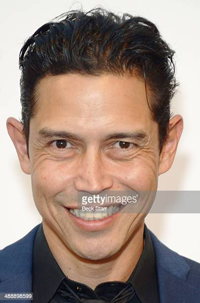 Actor Anthony Ruivivar arrives at Covenant House California's A Magical Night Of Hope Annual Awards dinner at Skirball Cultural Center on May 8 2014...