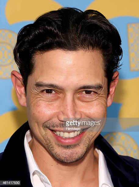 Actor Anthony Ruivivar attends HBO's Official Golden Globe Awards After Party at The Beverly Hilton Hotel on January 11 2015 in Beverly Hills...
