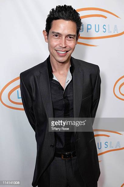 Actor Anthony Ruivivar attends the 11th Annual Lupus Los Angeles Orange Bowl at the Beverly Wilshire Four Seasons Hotel on May 12 2011 in Beverly...