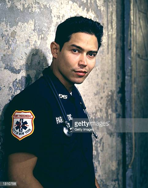 Actor Anthony Ruivivar who stars as Carlos Nieto in NBC''s drama series Third Watch poses for a portrait in this undated photograph