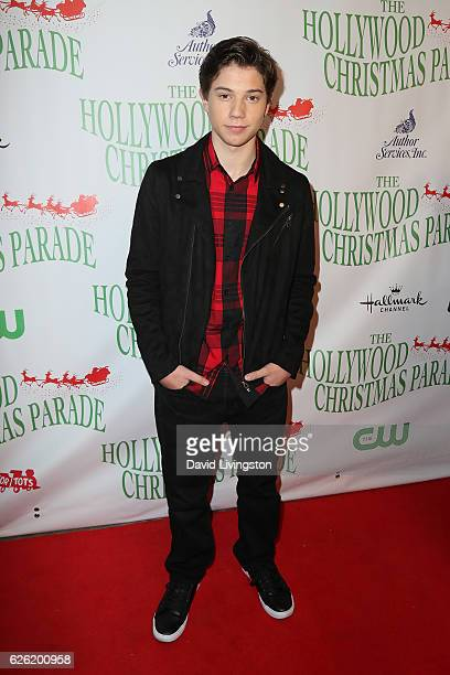 actor anthony turpel arrives at the 85th annual hollywood christmas parade on november 27 2016 in