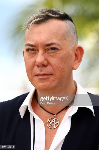 Actor Anthony Wong attend the Vengeance Photocall at the Palais Des Festivals during the 62nd International Cannes Film Festival on May 17 2009 in...