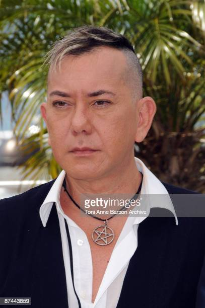 Actor Anthony Wong attends the Vengeance Photo Call at the Palais des Festivals during the 62nd Annual Cannes Film Festival on May 17 2009 in Cannes...