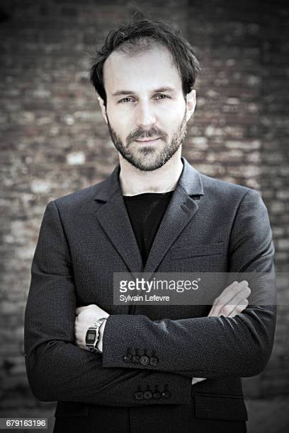 Actor Antoine Gouy is photographed on March 17 2017 in Paris France