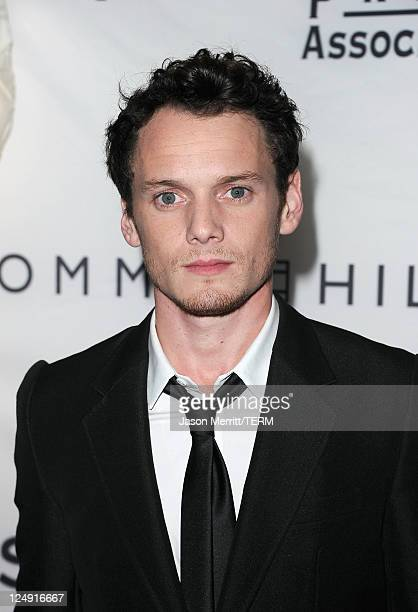 Actor Anton Yelchin arrives at the InStyle And The Hollywood Foreign Press Association's Annual Event during the 2011 Toronto International Film...