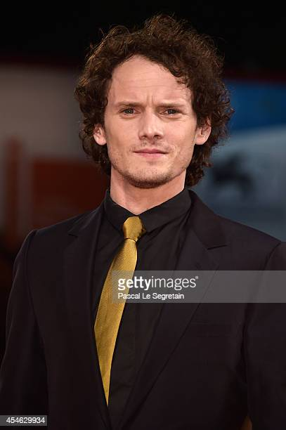 Actor Anton Yelchin attends 'Burying The Ex' Premiere during the 71st Venice Film Festival on September 4 2014 in Venice Italy