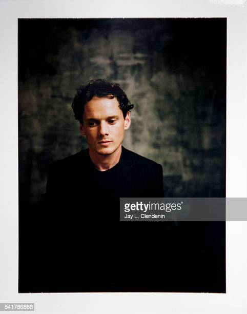 """Actor Anton Yelchin from the movie """"Green Room"""" is photographed for Los Angeles Times on September 25, 2015 in Toronto, Ontario. PUBLISHED IMAGE...."""