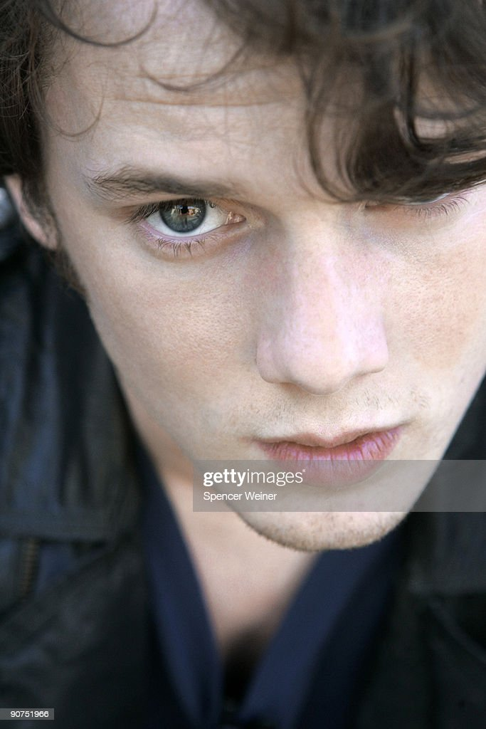 Actor Anton Yelchin is photographed in Los Angeles on March 26, 2009 for the Los Angeles Times. PUBLISHED