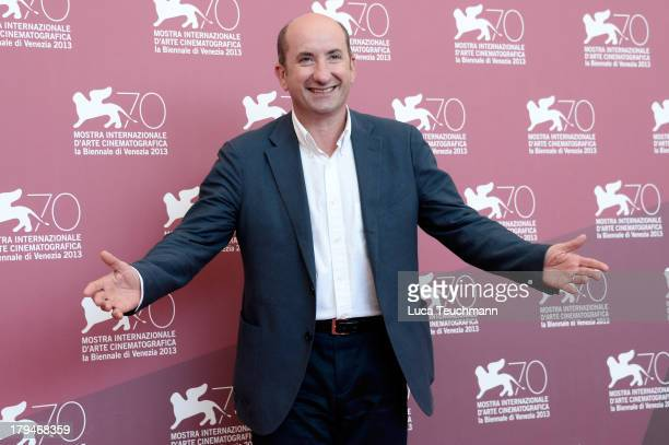"Actor Antonio Albanese attends ""L'Intrepido"" Photocall during the 70th Venice International Film Festival at Palazzo del Casino on September 4, 2013..."