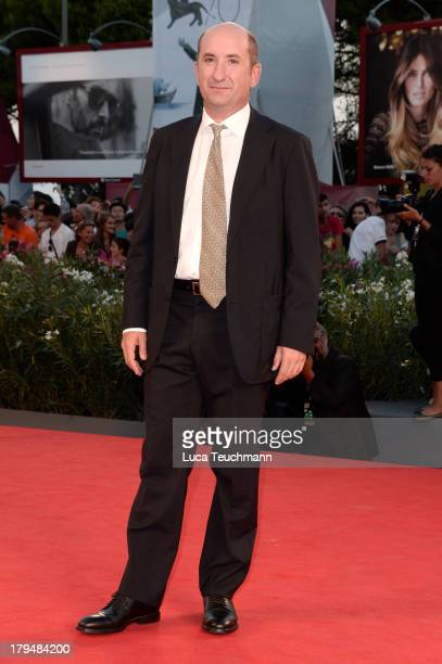 "Actor Antonio Albanese attends ""L'Intrepido"" Premiere during the 70th Venice International Film Festival at Sala Grande on September 4, 2013 in..."