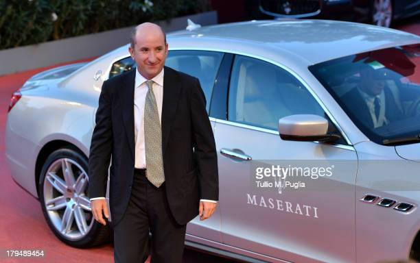 Actor Antonio Albanese attends 'L'Intrepido' Premiere during the 70th Venice International Film Festival at Sala Grande on September 4, 2013 in...