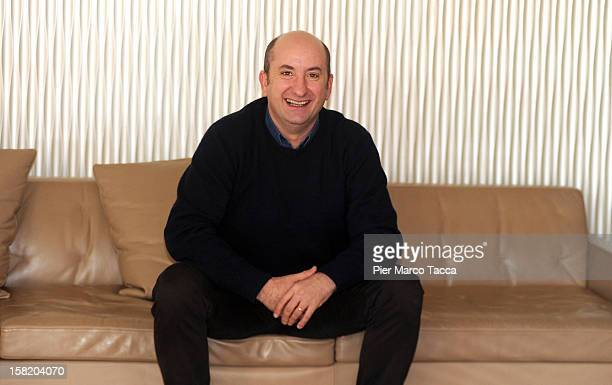 Actor Antonio Albanese attends 'Tutto Tutto Niente Niente' photocall on December 11, 2012 in Milan, Italy.