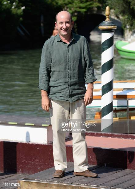 Actor Antonio Albanese is seen during the 70th Venice International Film Festival on September 3, 2013 in Venice, Italy.